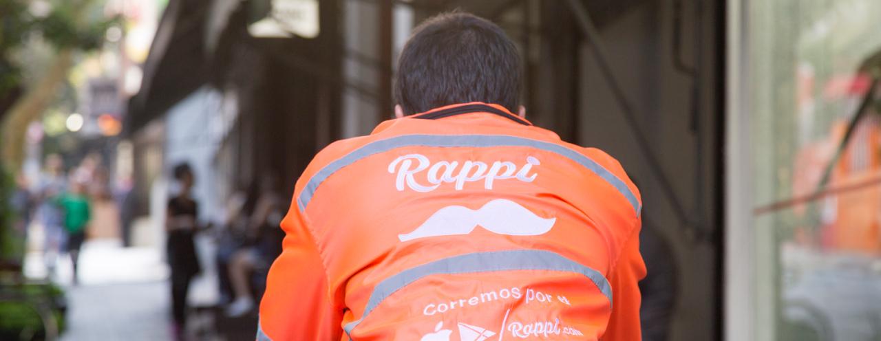 Prendas y Accesorios Rappi